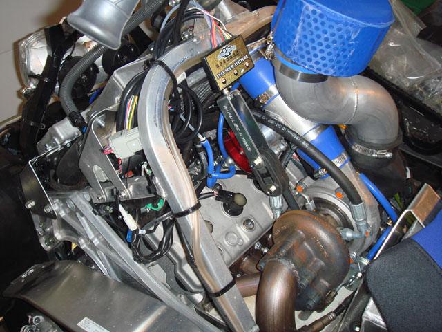 Yamaha Nytro Oil Level Check